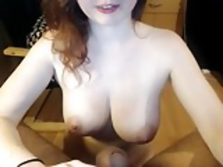Cute big titted girl loves big dick 2