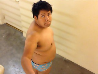 Small Cock Chubby Boy Gets Caught By Security In A Hotel