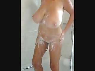 Sexy huge shower