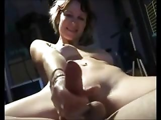 Amateur - Pegging Cumshots Cumpilation with CIMs