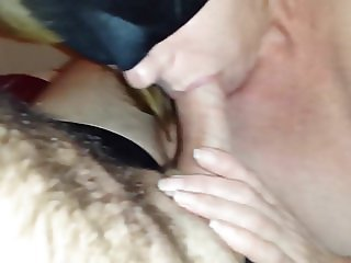 Wife sucks the bulls cock. Husband made to watch