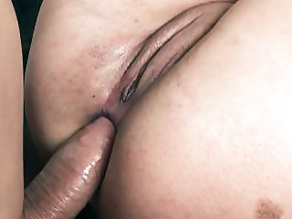 Fucked in the ass like a real man