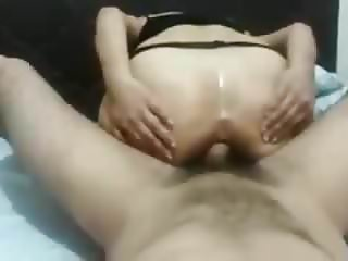 Young couple sex at home 14