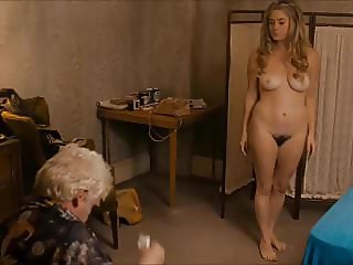 SekushiLover - Fave Celeb Full Frontal Hairy Vaginas: Part 2
