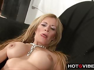 Mature Blonde Latina Gets Fucked