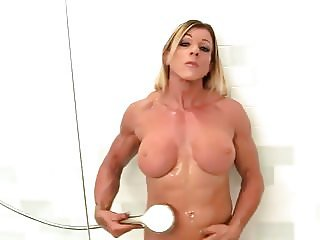 Mature woman big clit masturbation