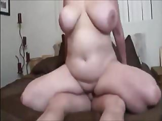 BBW Big Boobs hotel session