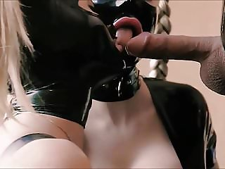 Latex Sluts in a great Blowjob #1 (Recolored)