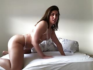 Hot & Sexy Girl with Pink Dildo on Cam