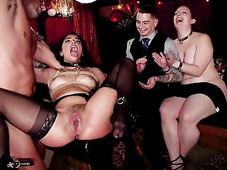 The Upper Floor Presents BDSM Swinger's Ball Part 2