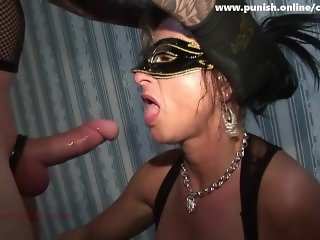 Extreme tight pussy destroyed by nice Cock