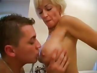 Mature milf loves young cocks