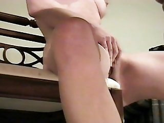 Masturbation to orgasm hidden cam