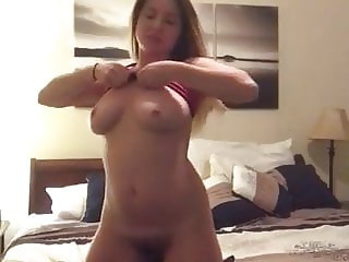 Solo Sporty Dildo Gagging