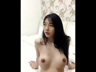 Gorgeous Half Chinese/Korean Live Tease 1