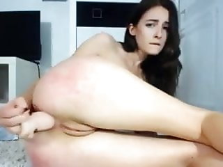 Sexy Anal Solo and Orgasm