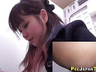 Asian teens spied peeing