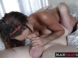 Pure Interracial Bliss With Sweety Harley Dean