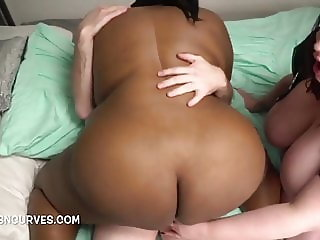 Undercover Cop fucks a big Phat ass woman