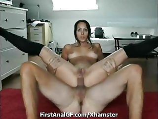 Italian cuckold wife is an anal fucking whore