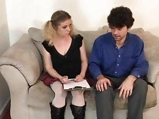 Tutor fucked after study session