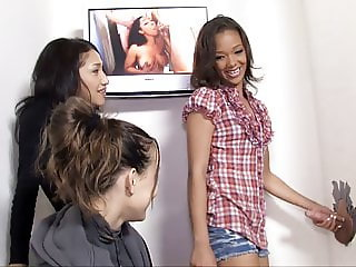I Don't Think I Would Ever Do It - Jorani James at Gloryhole
