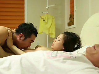 korean couple swapping their hot and horny wife