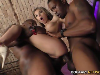 Gina Gerson Interracial DP - Cuckold Sessions