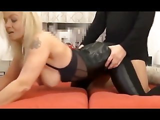 fucked german slut from GermanNutten.Com with hairy pussy