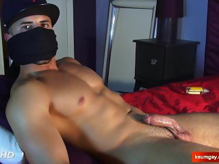 Full video: str8 arab Soccer guy gets wanked by a gay guy in spite of him.
