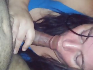 neighbors wife sucking me