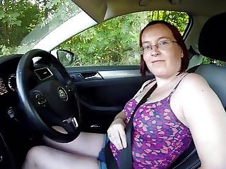 Public Car Flashing