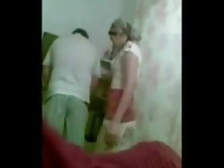 Morocco-2018 Scandal Maid Fucked By The Father