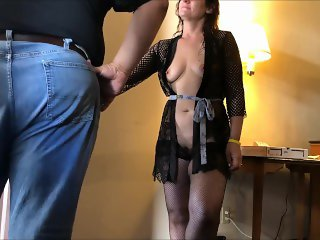 Hotwife Pizza Dare Hotel