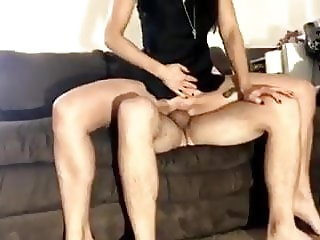 cuckold creampie and cleanup