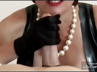 Female Domination Handjob collection