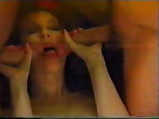 British Milf Red gets a fucking & facials from Ben