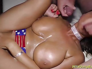 big breast Milf Sexy Susi rough banged