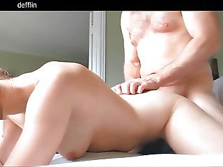 turkish couple morning sex