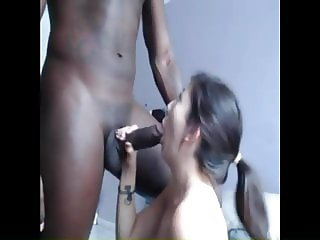 homemade teenbbc big black cock blowjob doggy style facial
