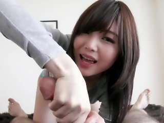 JAV JAPANESE HANDJOB FETISH
