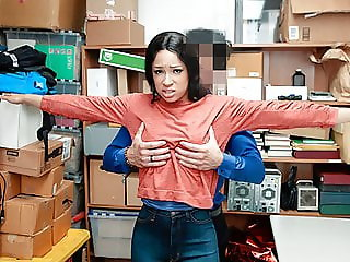 ShopLyfter - Thief Gets Stripped and Fucked