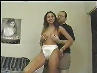 Old guy fucks hot Indian girl