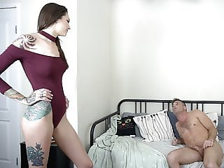 Emasculated for Rocky Emerson's Pussy