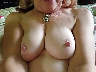 Wife delivering a very good time