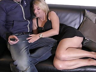 German Teen fucked by best friend
