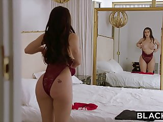 BLACKED Curvy Beauty Lana Rhodes Cheats With A Dominant BBC
