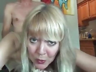 watch her face as she gets fucked