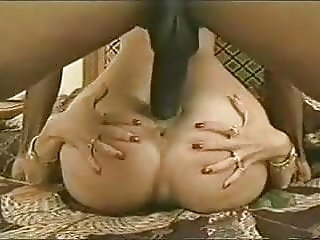 cheating fukmeat wife takes BBC cum on wedding ring