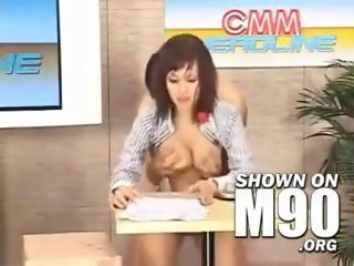 Bukakke News with Maria Ozawa